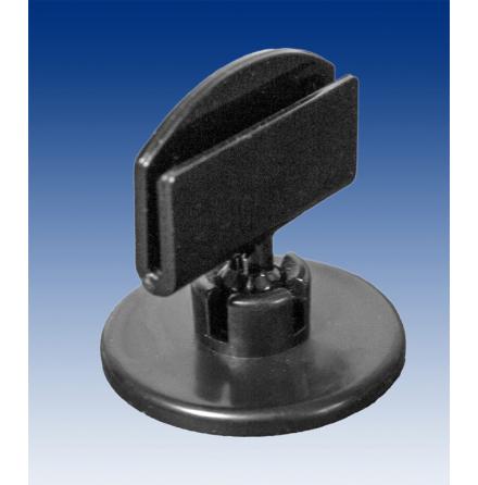 Platta D=30mm med 27mm hållare