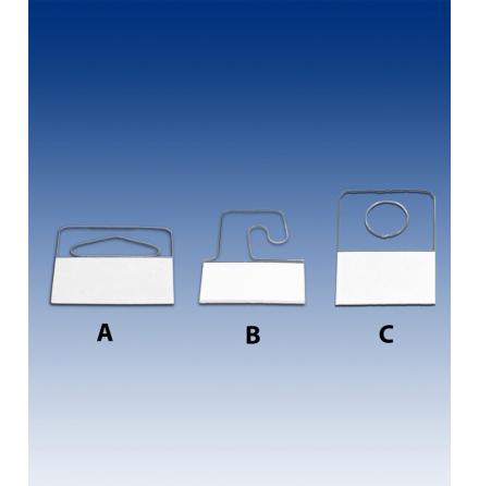Pin-Pack hållare - med lim