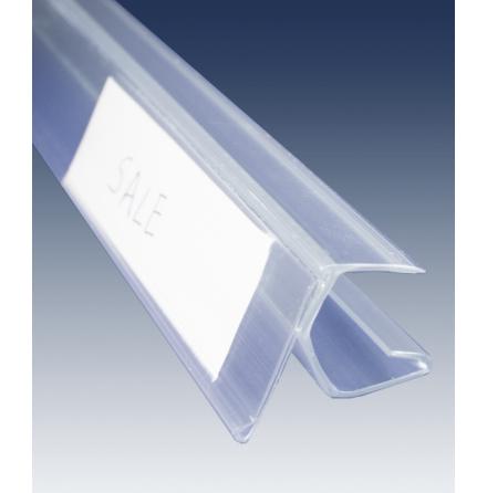 Hyllkantslist för trähylla 18-22mm
