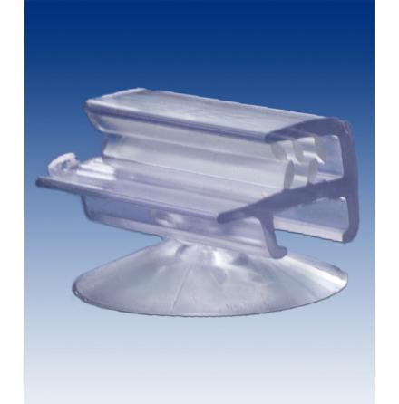 Skylthållare+sugpropp 25mm