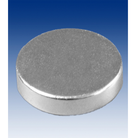 Magnet D=15 x 3,5mm, tar 2,7kg